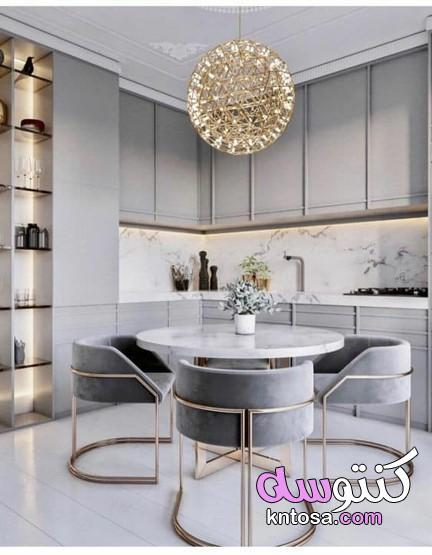 مطبخ رمادي فاتح،أحدث المطابخ العصرية باللون الرمادي لعام 2021 kntosa.com_11_21_161