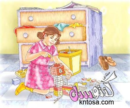 قصه البنات قصة قصيرة للاطفال.حكاية سمر وأمل للاطفال.حدوته سمر وامل للصغار قبل النوم kntosa.com_12_18_153