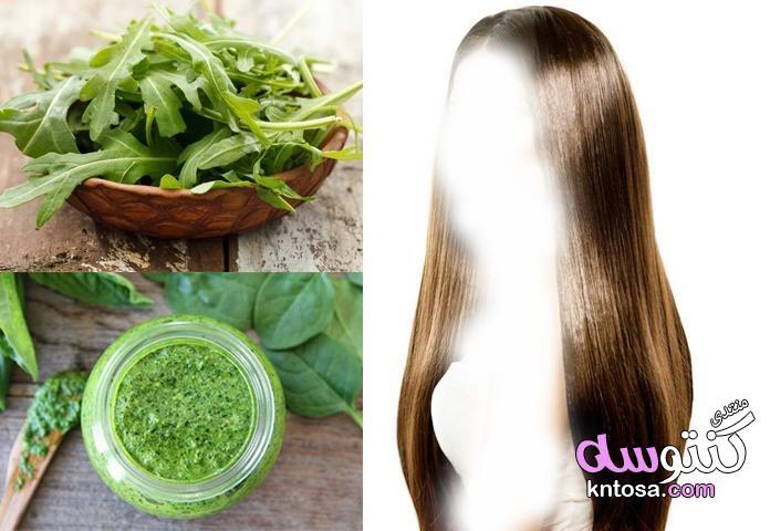 علاج تساقط الشعر بمكون واحد فقط! kntosa.com_12_19_154