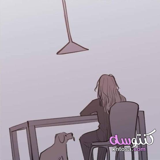 بالصور قصة السيده و القطه في الحقيقه