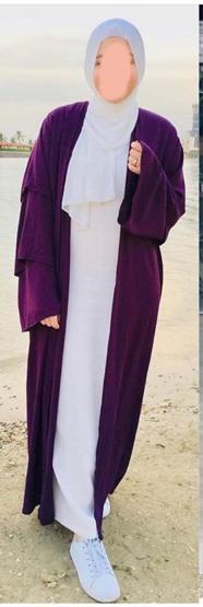 احدث قصات عبايات 2020،عبايات خليجية،أرقى تصاميم العبايات لإطلالتك في شهر رمضان | منتدى كنتوسه kntosa.com_12_20_158