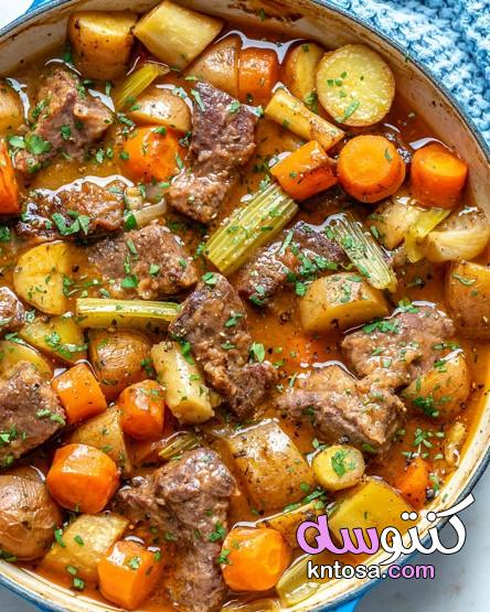 مرق اللحم البقري المفضل لدى راشيل kntosa.com_12_20_160