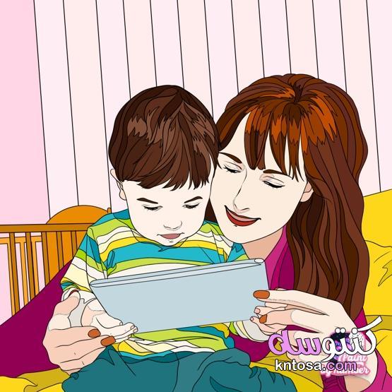 رسومات الحيوان الملونة،رسومات فنيه رائعه،رسومات ملونة إلى الطلاء النفط اللوحة على قماش kntosa.com_12_21_161