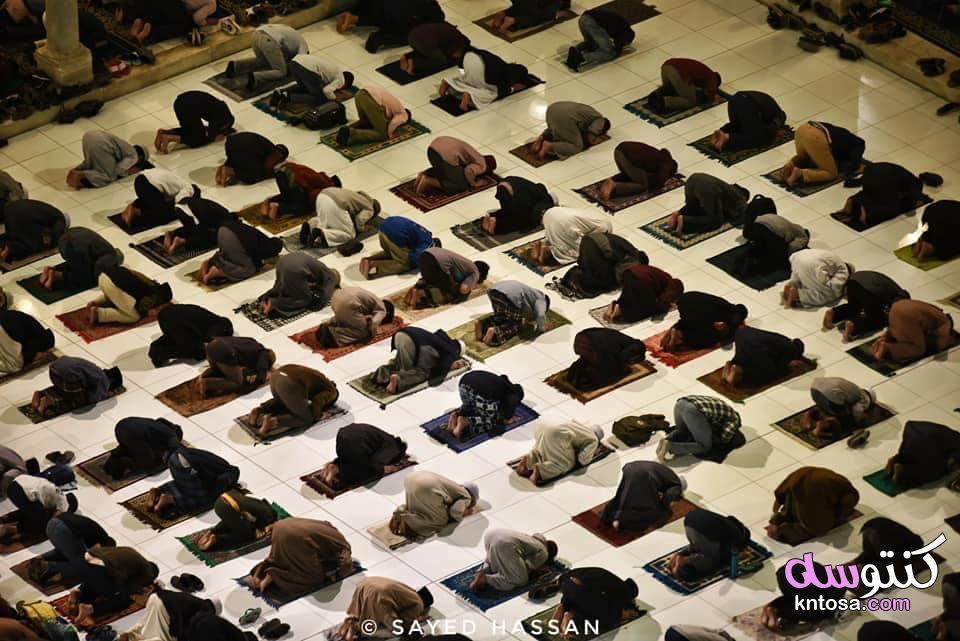 أول صلاة تراويح في رمضان 2021 / جامع الازهر / القاهرة kntosa.com_12_21_161