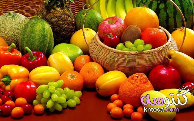 اكلات لزيادة الوزن,الفواكه التي تزيد الوزن,الأطعمة التي تزيد الوزن kntosa.com_13_18_154