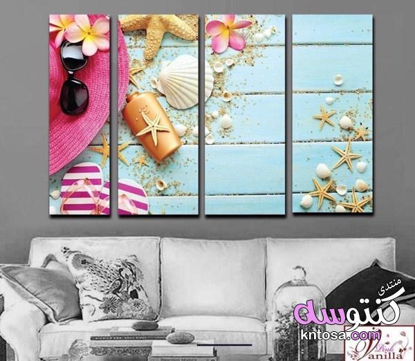 أكبر تشكيلة تابلوهات مودرن,ديكورات غرف جلوس رائعة,لوحات رائعة لغرفة المعيشة,لوحات حائط ديكور كلاسيك kntosa.com_13_19_155