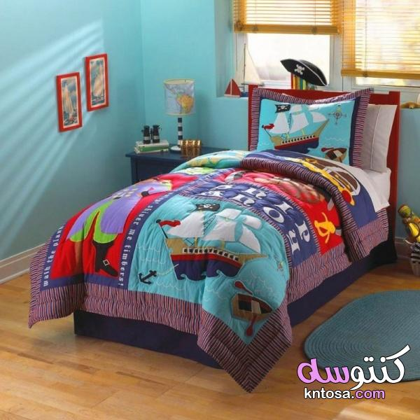 مفارش سرير أطفال مواليد 2019, مفارش سرير بيبي ,لحفات سراير أطفال , أغطية السرير للأطفال kntosa.com_13_19_156