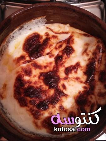 طريقة عمل بطاطا بالمهلبية والايس كريم ولا اروع مع مطبخ كنتوسه kntosa.com_13_19_157