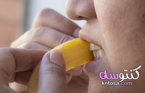 أفضل طريقة لتبييض وتنظيف الأسنان من الجير والاصفرار فى دقائق بدون طبيب kntosa.com_13_21_162