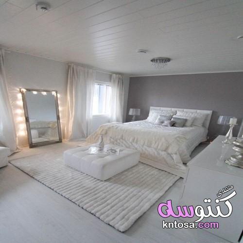 غرف نوم مودرن ، غرف نوم روعة 2019 kntosa.com_14_19_155