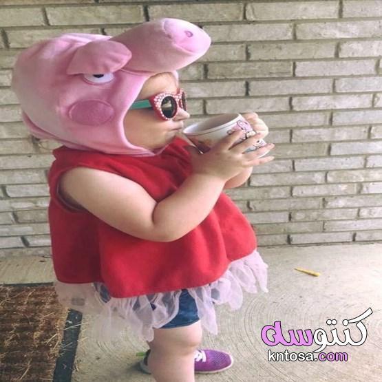 صور أطفال.. عندما يتحير الأبوان بين الضحك والبكاء 2020 kntosa.com_14_19_157