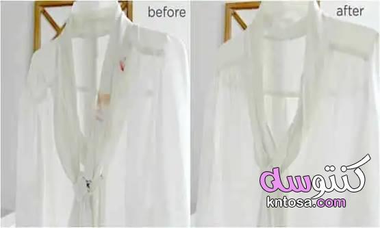 أسهل طريقة لإزالة بقع مساحيق التجميل من الملابس بقع المكياج كريم الحلاقة 2020 kntosa.com_14_19_157