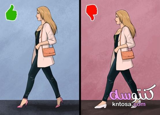 5 نصائح للمرأة لاختيار الحذاء المناسب 2020, أشياء نحتاج إلى مراعاتها قبل شراء أحذية جديدة 2020 kntosa.com_14_20_157