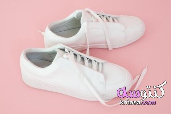 10 نصائح لتنظيف حذائك الأبيض