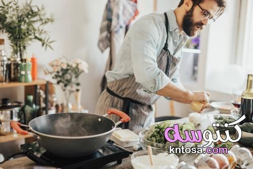 10 نصائح من «عالمك» للرجال قبل التفكير في دخول المطبخ