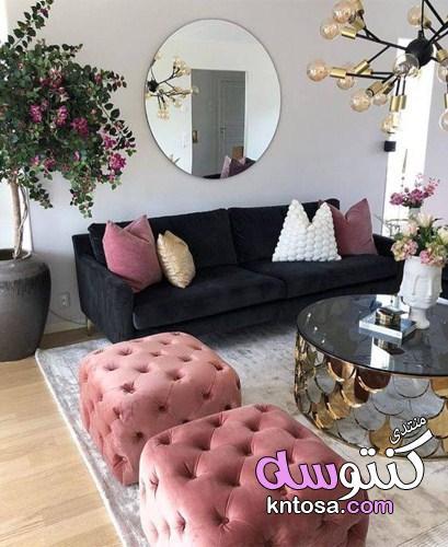 احدث غرف المعيشة,غرف معيشة مودرن 2019,ديكورات غرف معيشة مودرن,تصميمات متنوعة لغرفة المعيشة,اثاث غرف kntosa.com_15_19_155