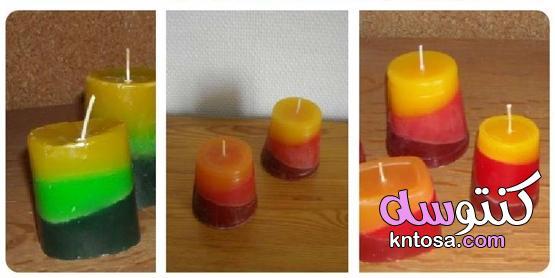 نصيحة لإعادة تدوير الشموع القديمة kntosa.com_15_21_162