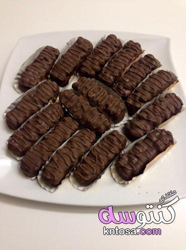 طريقة عمل حلى السنكرس والفول السوداني,حلى السنكرس بالفول السوداني,حلى السنكرس انستقرام kntosa.com_16_19_155