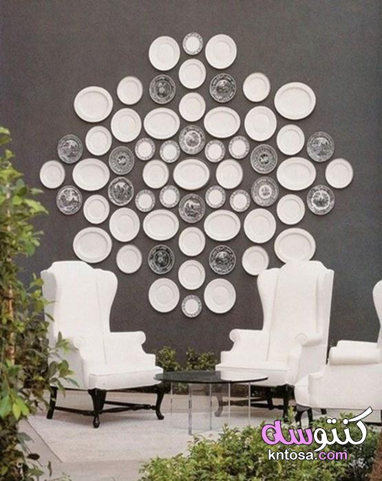 5 طرق مختلفة لتزيين الجدران الفارغة فى المنزل اسهل طرق تزين جدران المنزل kntosa.com_16_19_156