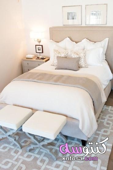 تصاميم الأثاث الأبيض الرائعة بالصور،صور اثاث بالون Beige & White،أفكار تصميم غرفة المعيشة الخفيفة