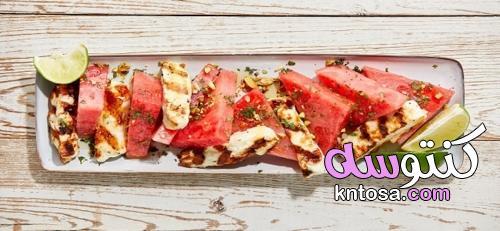 منيو الأطباق الجانبية ليوم أكلة البطيخ kntosa.com_16_21_162