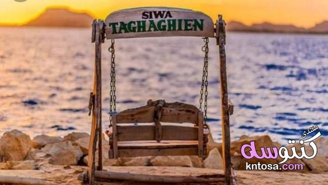 بالصور رحلات جزيرة طغاغين,جزيرة طغاغين واحة سيوة,فندق ذهبية سيوة,بحيرة طغاغين,جزيرة فطناس kntosa.com_17_19_155