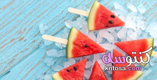 أربع وصفات لوجبات خفيفة صحية ومنعشة لفصل الصيف kntosa.com_17_21_162