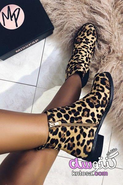 شوزات تايجر روعة 2019,احذية تايجر 2019,اجمل احذية جلد النمر,شوزات بلون جلد النمر جديدة 2019 kntosa.com_18_19_155
