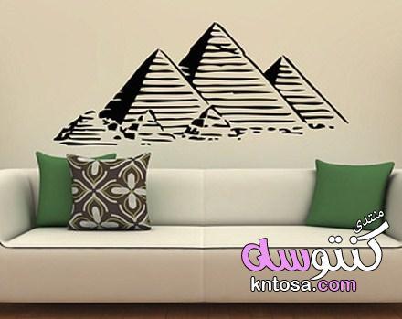 ورق جدران 3d فرعوني،خلفيات فرعونية،ورق حائط ثلاثي الابعاد فرعوني,فرعوني اكسبت ديكوريشن kntosa.com_18_19_155