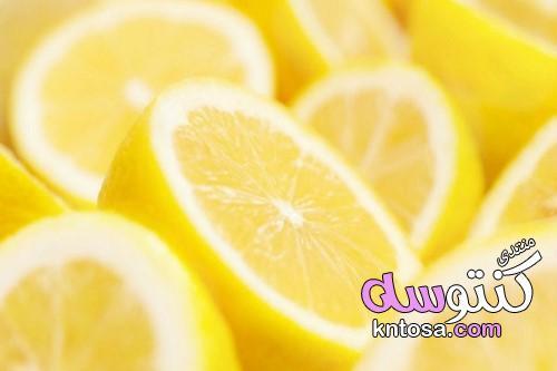 لماذا تبدأ اليوم مع كوب من الماء مع الليمون؟ kntosa.com_18_19_155