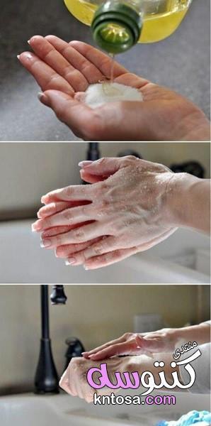 وصفات طبيعية لايدي ناعمة,كيف انعم يدي بسرعه, كيف انعم يدي بسرعه, كيف اخلي ايدي بيضاء ومشدوده kntosa.com_18_19_155