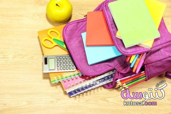 علمي طفلك الحفاظ علي ادواته المدرسية، كيفية التعامل مع الطفل المهمل kntosa.com_18_19_155