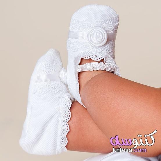 أروع أحذية للمواليد الجدد,احذيه مواليد ,جزم للبيبي , احذية روعة للاطفال حديثي الولادة ,baby shoes kntosa.com_18_19_156