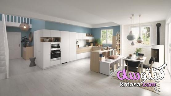 كيف ترتب مطبخًا عصريًا عمليًا وممتعًا؟ kntosa.com_19_21_161