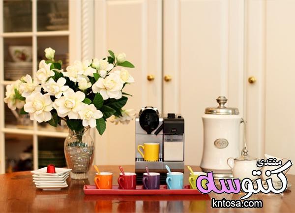 افكار للقهوه فى المنزل,ديور القهوه فى مطبخ منزلك 2019 kntosa.com_20_18_154