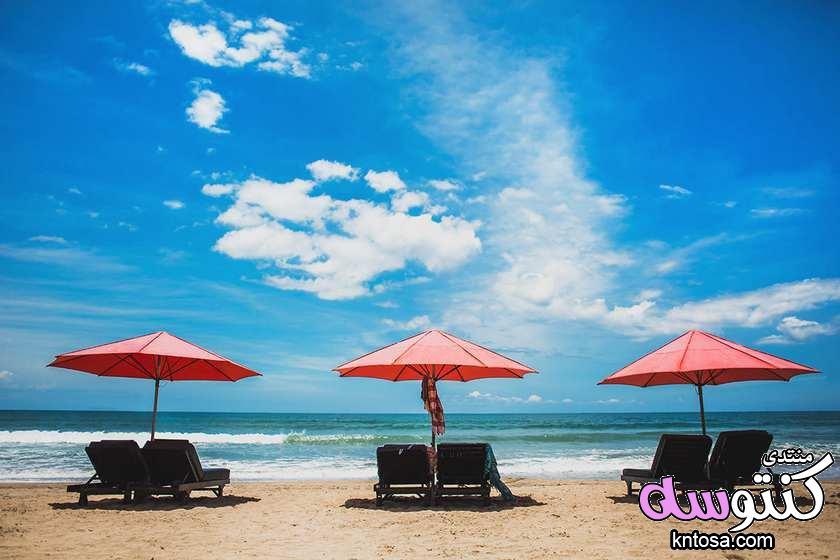 السياحه فى شاطئ كوتا بالي اندونيسيا,صور عن اندونيسيا,سحر شواطىء اندونيسيا kntosa.com_20_18_154