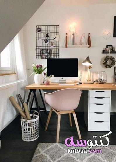 Aarda Info الصور والأفكار حول تصاميم مكاتب منزلية خشبية