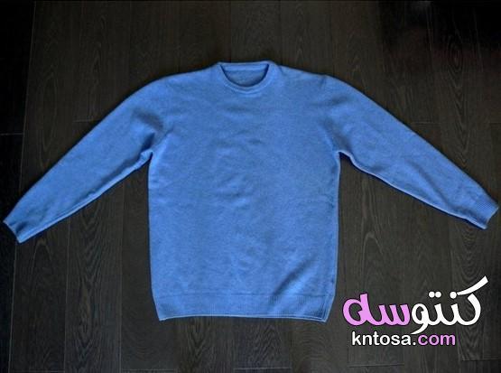 بالصور اعادة تدوير الملابس القديمه,اعادة تدوير الملابس الجينز,عمل ملابس جديدة من الملابس القديمة kntosa.com_20_19_156
