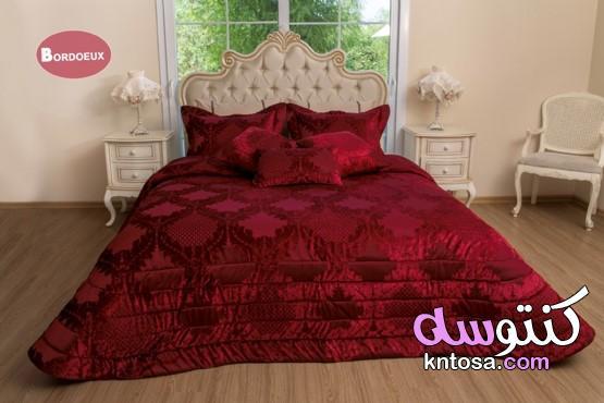 مفارش سرير 2020,احدث مفارش السرير السورى,مفارش سرير للعرايس2020,مفارش سرير ستان مودرن kntosa.com_20_19_156
