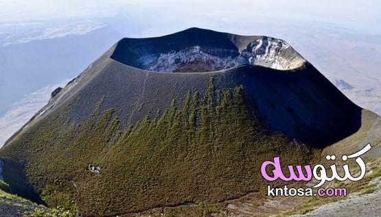 ماذا تعرف عن بركان أولدينيو لنغاي