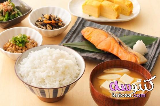 التعرف على النظام الغذائي الياباني التقليدي وفوائده
