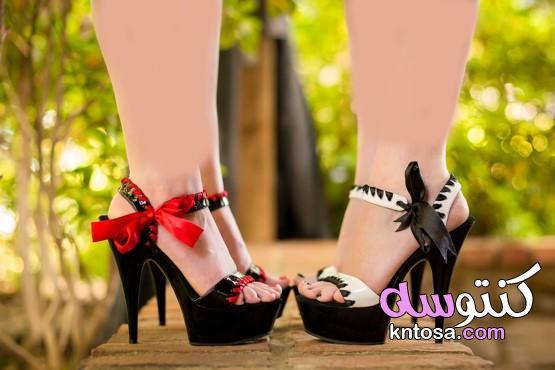 صنادل بنات كعب عالي , اروع موديلات الصنادل في الصيف صبايا كيوت kntosa.com_20_20_158