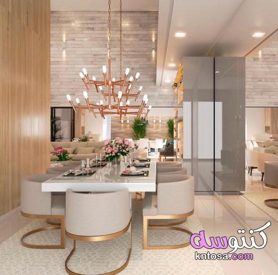 تصميم سفرة طعام،احدث غرف سفرة 2021،غرف سفرة مودرن كاملة،غرف سفرة ونيش