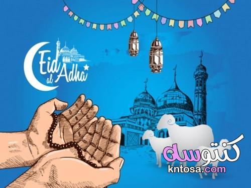 بطاقة معايدة بالاسم بمناسبة عيد الأضحى 2021،ابحث عن اسمك صور العيد الكبير بالخروف kntosa.com_20_21_162