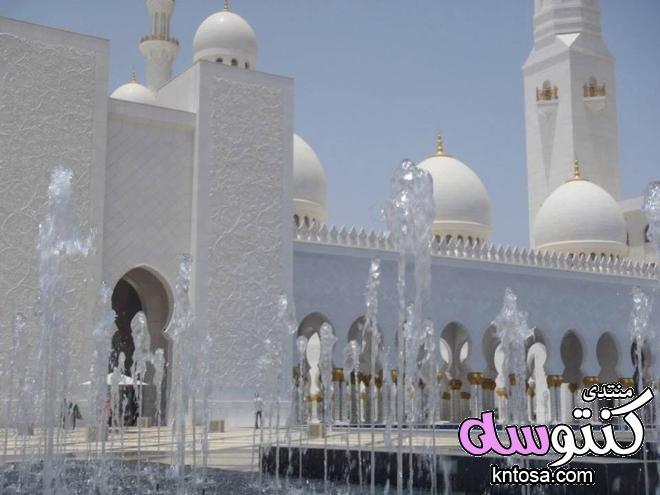 تعالو شوفو مسجد الشيخ زايد بن سلطان آل نهيان رحمه الله 2019 kntosa.com_21_18_154