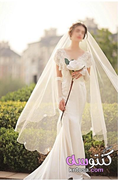 فساتين زفاف فخمة , فساتين اعراس جميلة , فساتين زفاف موضة 2019 kntosa.com_21_19_155