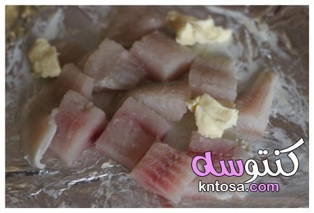 وصفة البطاطس مع السمك وصفة للأطفال،السمك مع البطاطس وحبة مفيدة للاطفال