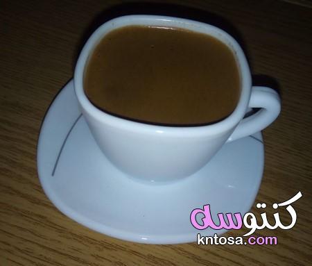 طريقة عمل القهوة بالشوكولاتة، قهوه بقطع الشوكولاته، فنجان قهوه مع شوكولاته، طريقة عمل القهوة التركي