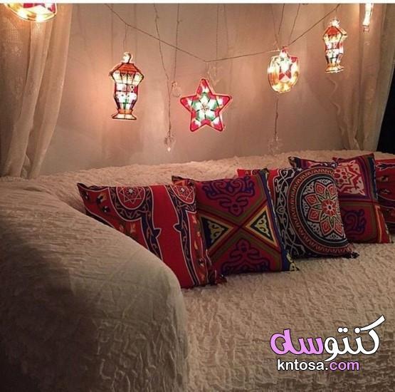 ركن رمضاني في البيت، أفكار لتزيين البيت لاستقبال رمضان، زينة رمضان 2020 kntosa.com_21_20_159