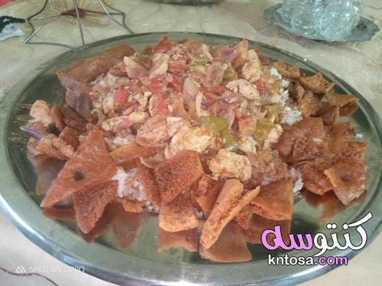 فتة الشاورما اللبناني،صوص فتة الشاورما،فتة شاورما اللحم،فتة شاورمة
